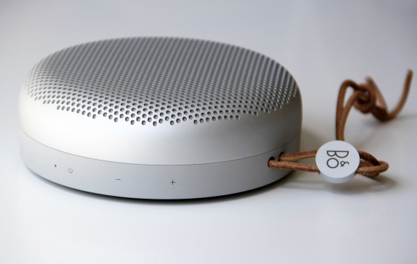BeoPlay A1 Zilver