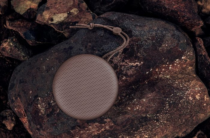 BeoPlay A1 Rood