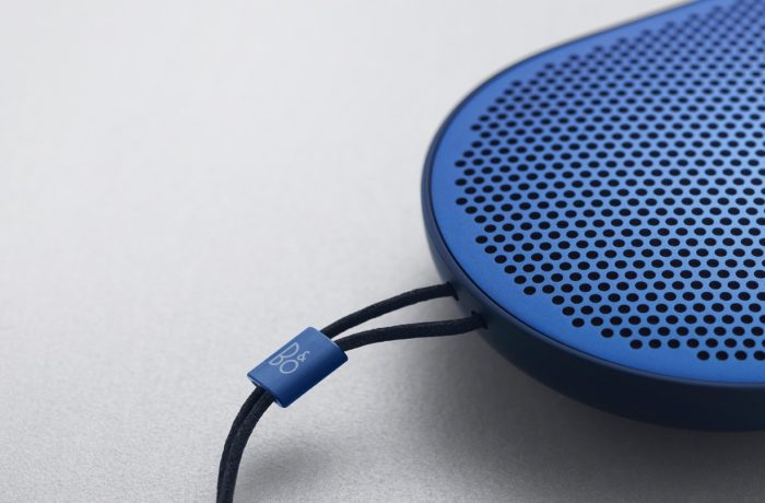 BeoPlay P2 Blauw